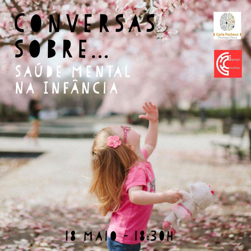 Conversas sobre Saúde Mental na Infância
